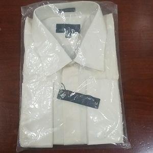 Fubu the collection men's button down dress shirt